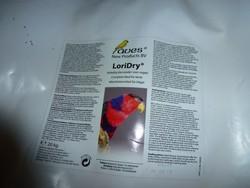 Aves Lori dry 1 Kg